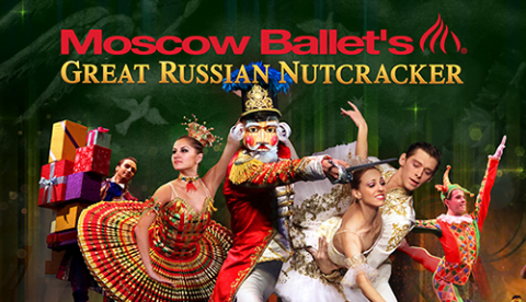 Save 15% off Moscow Ballet's Great Russian Nutcracker Tickets!