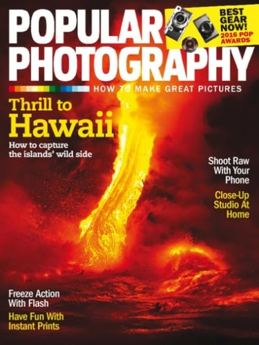 FREE Popular Photography Magazine Subscription