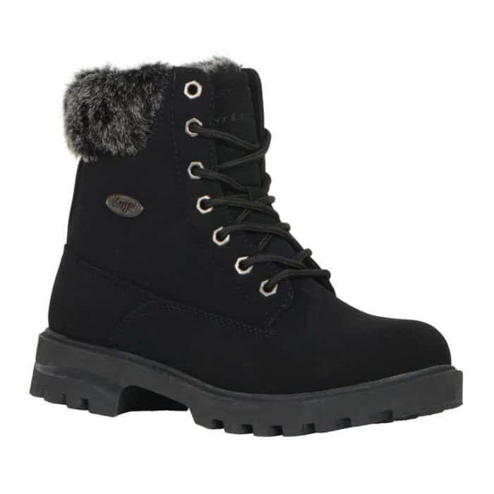 Lugz Empire Hi Fur Boots