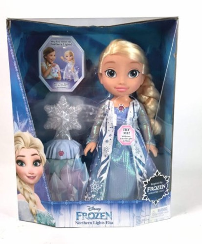 Restore the Northern Lights with Northern Lights Elsa