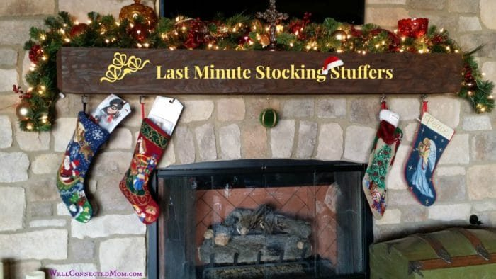 Last Minute Snack Stocking Stuffers