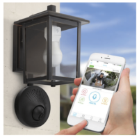 Watch your Home while you're Away with a Toucan Outdoor Security Camera