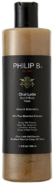 Spice up your Shower with Philip B Chai Latte Soul and Body Wash