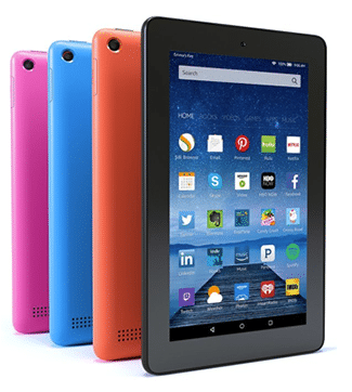 Kindle Fire Tablet Giveaway