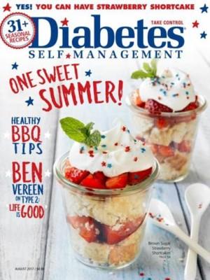 Request a FREE Diabetes Self-Management Magazine Subscription