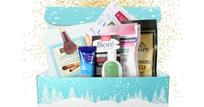 Winter Walmart Beauty Box