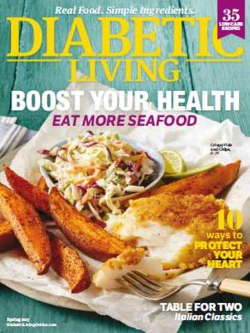 Request a FREE Diabetic Living Magazine Subscription