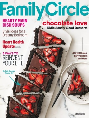 1 Year Free Family Circle Magazine Subscription