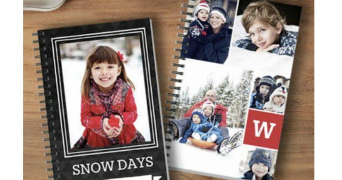 Kellogg's Family Rewards FREE Shutterfly Notebook (Check Inbox)