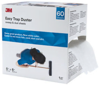 FREE 3M Easy Trap Duster Sweep Dust Sheets