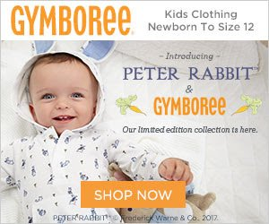 Gymboree Peter Rabbit collectionn