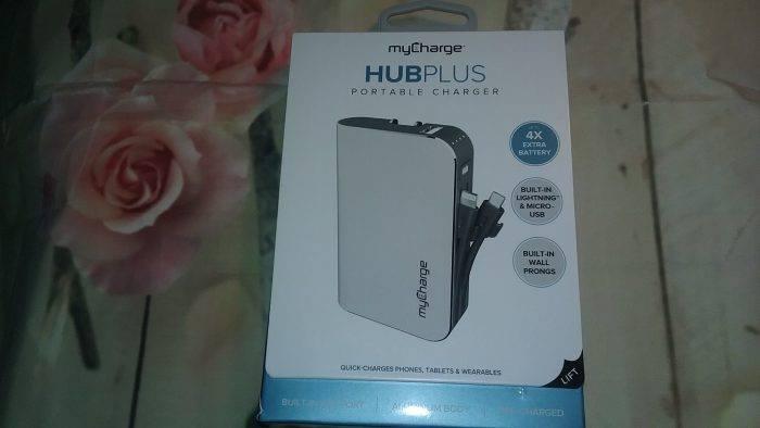 HubPlus Portable Charger