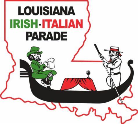 Irish Italian parade