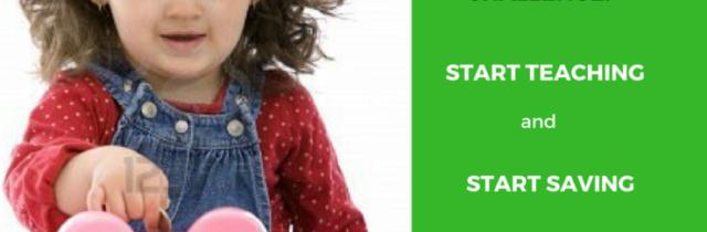 Money Saving Challenge – Teach Children to Save Money in 365 Days or 52 Weeks