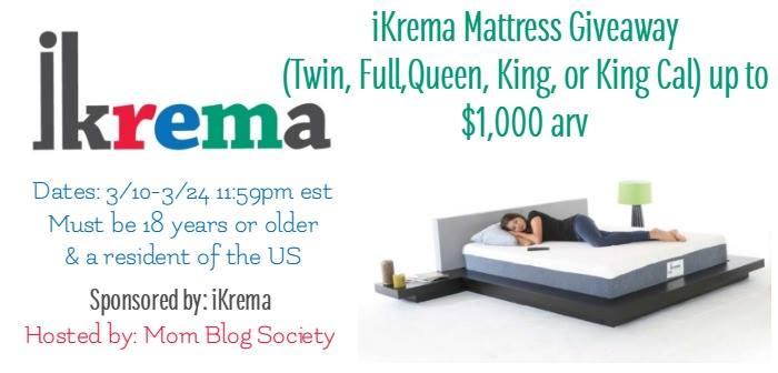 ikrema mattress