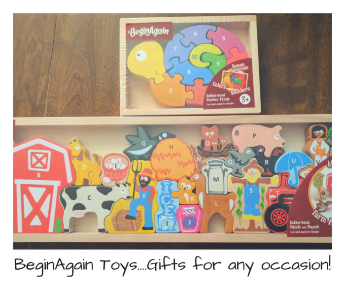 BeginAgain Toys