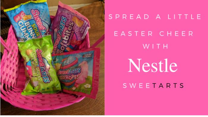 Nestle Sweetarts Easter
