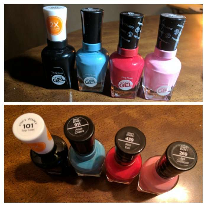 Sally Hansen Miracle Gel Spring Collection
