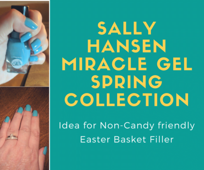 Sally Hansen Miracle Gel Spring Collection, perfect Easter gift for Teens or Women