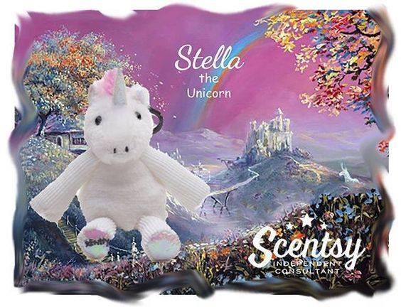 Scentsy Unicorn