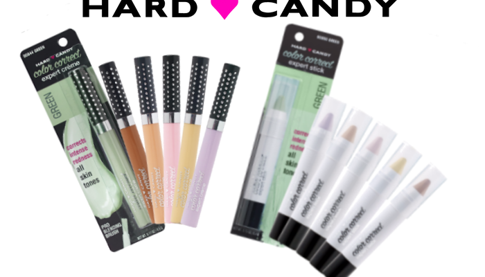 Hard Candy Color Correct Makeup Covers up Dark Spots, Acne, etc #ad #mothersday