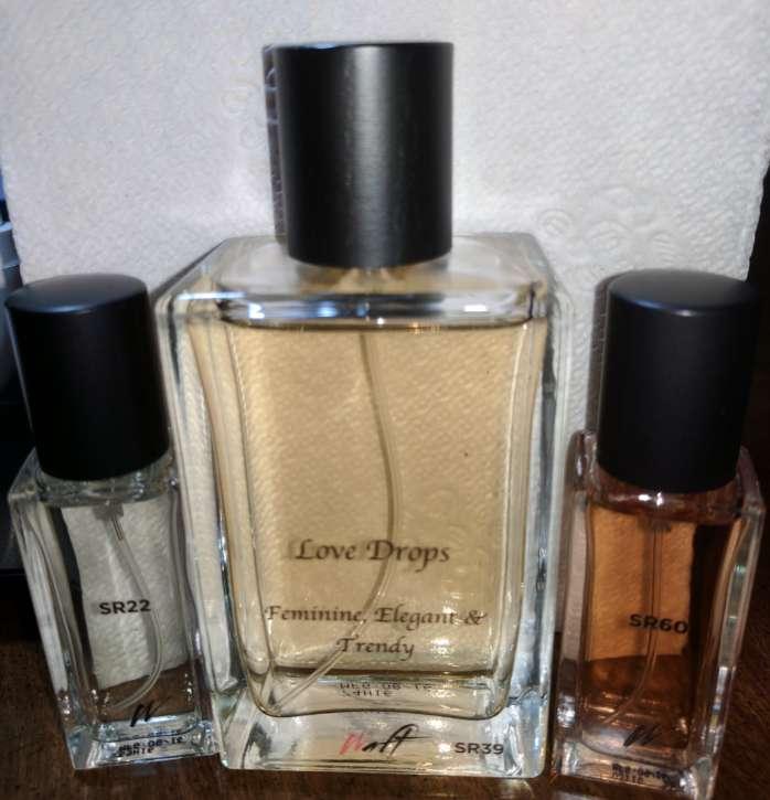 WAFT Personalized Perfume