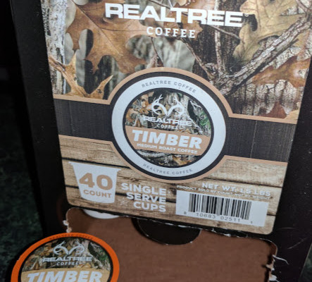 Rich, Smooth & Delicious! Two Rivers Realtree Timber Coffee #ad