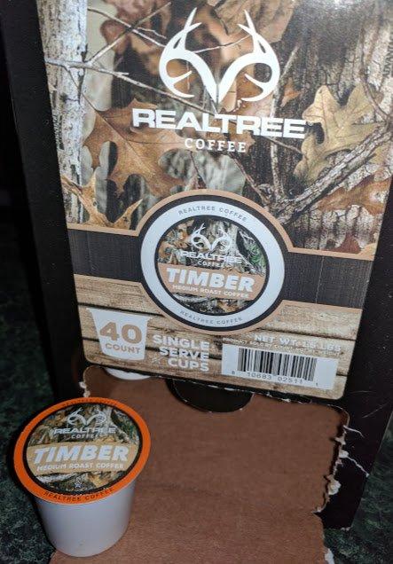 Realtree Timber Coffee