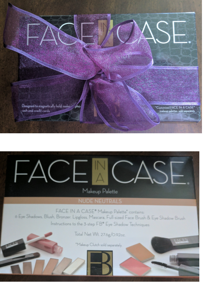 face in a case