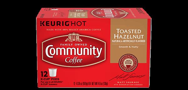 Commuity coffee new