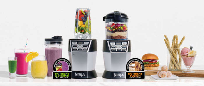 Nutri Ninja Nutri Bowl Duo ~ Cut Meal Prep Time in Half! #ad