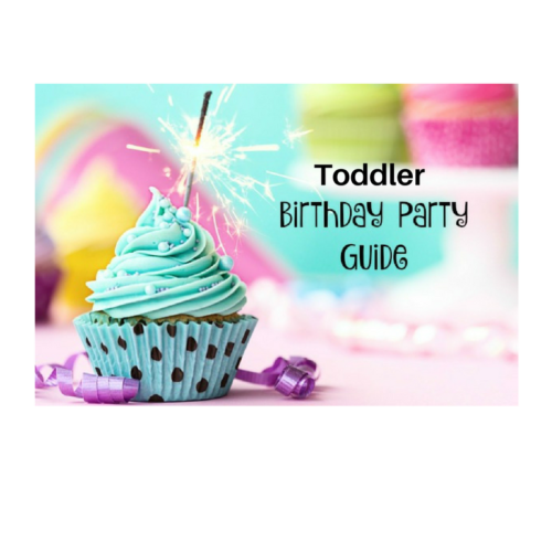 3 Year Old Toddler Girl Birthday Party Guide