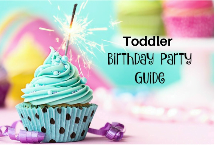 Toddler Girl Birthday Party Guide