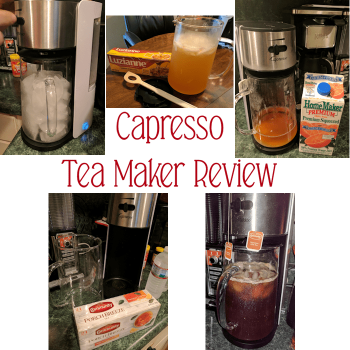 Capresso Ice Tea Maker