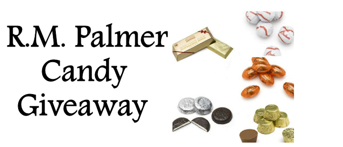 Palmer Candy Giveaway