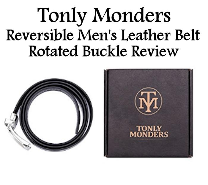 Reversible Men's Leather Belt