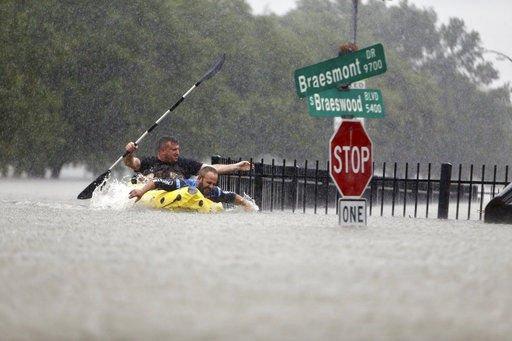 Hurricane Harvey Victims help