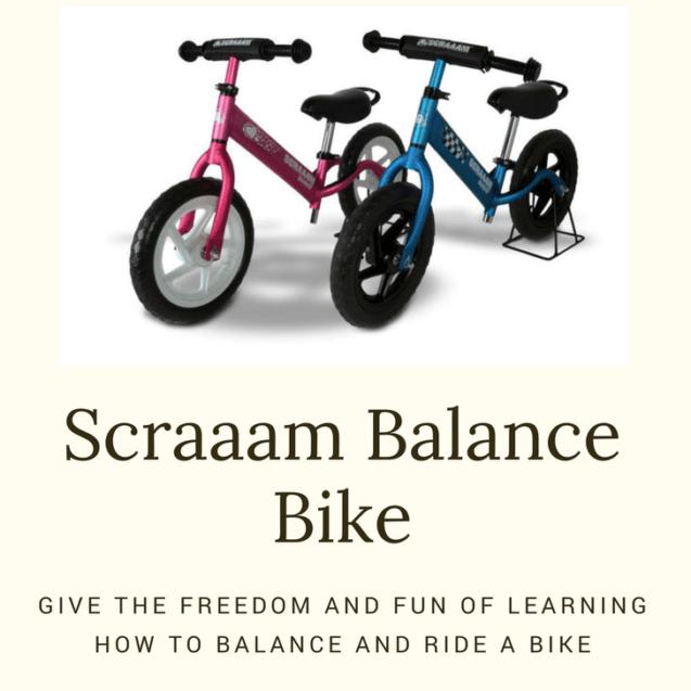 scraaam balance bike