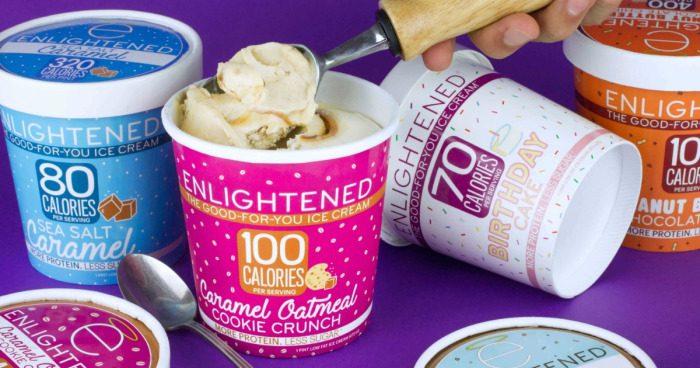 Enlightened Ice Cream FREE Pint