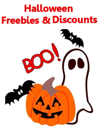2017 Restaurant Halloween Freebies & Discounts!