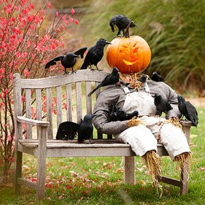 Spooky Scarecrow