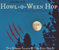 Check out the Howl-O-Ween Hop and enter to win a G.H. Cretors Popped Corn Prize Package #Halloween2017