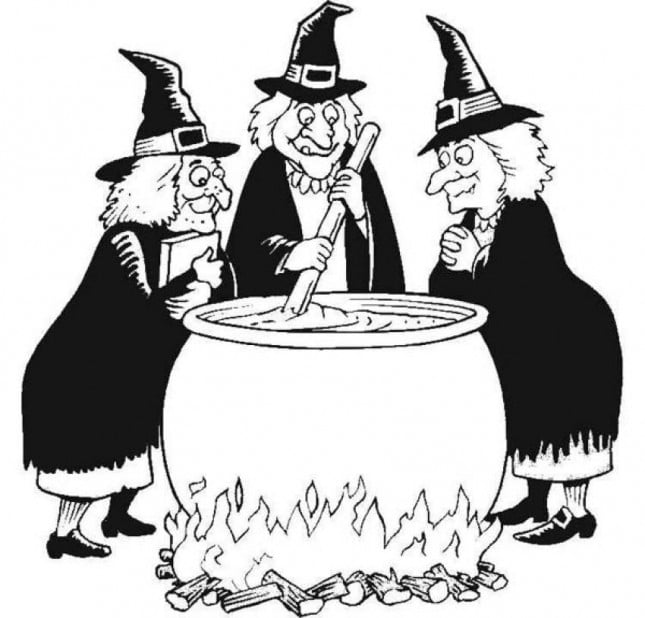 Kid Friendly Witches Brew