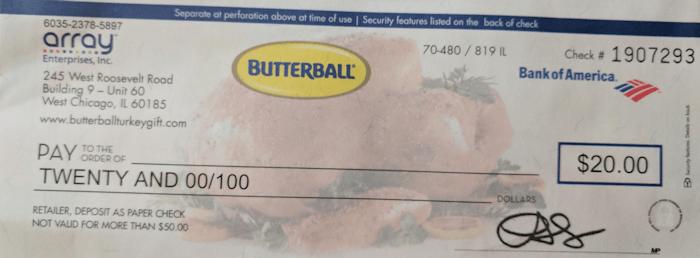 Butterball Turkey