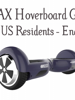 Enter to win our GOTRAX Hoverboard Giveaway #holidaygiveaways #Christmas2017 @ridegotrax