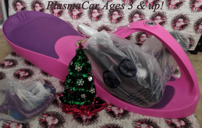 Santa, Please put a PlasmaCar under the Tree #Christmas2017 #AD