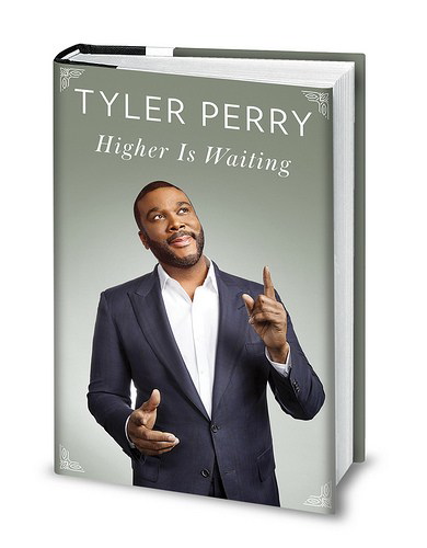 Tyler Perry Book Higher is Waiting #AD #rwm #HigherIsWaiting @penguinrandom @tylerperry