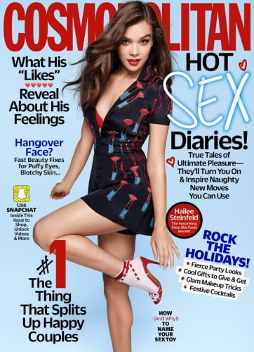 Get a FREE Cosmopolitan Magazine Subscription #FREEMagazines