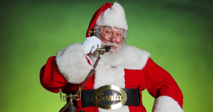 Get the Kids to Listen with a Personalized FREE Phone Call From Santa