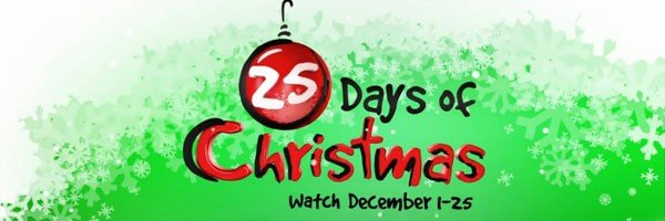 The 2017 FreeForm 25 Days of Christmas (Sorry it's late) #Christmas2017